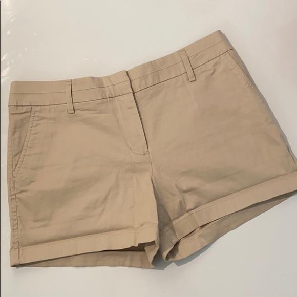 Lightweight Khaki Shorts